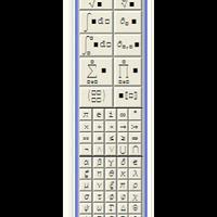 1996: Symbolic palettes arrive in Mathematica 3.0…