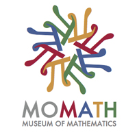 December 2012: Mathematica helps shape MoMath's identity