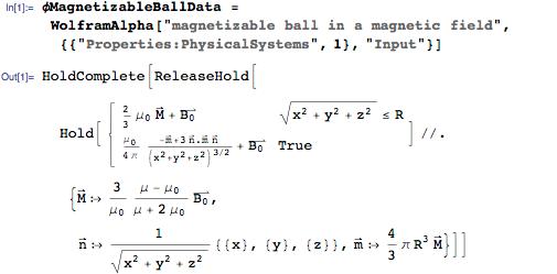 MagnetizableBallData