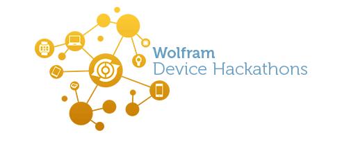 Wolfram Device Hackathons