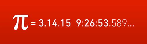 """3/14/15 9:26:53.589... a """"super pi moment"""" indeed"""
