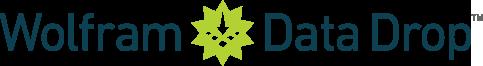 Wolfram Data Drop logotype