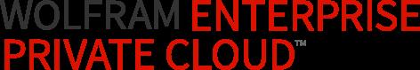 Wolfram Enterprise Private Cloud logotype