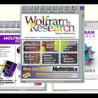 October 7, 1994: Wolfram Research goes on the web