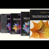 Stephen Wolfram's Mathematica Book grows and grows…