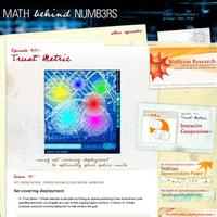 Mathematica lends its abilities to NUMB3RS for 10 million viewers every Friday night…