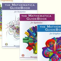 2005: The biggest books on Mathematica ever (so far)…