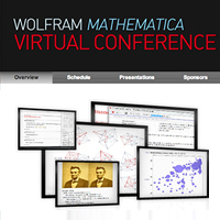 September 26, 2011:  Wolfram hosts its first Mathematica Virtual Conference