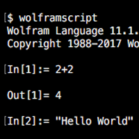 May 17, 2017: Run your code from anywhere with WolframScript