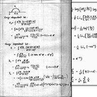 1976: Particle physics calculations… or life before Mathematica…