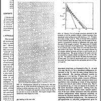 1983: The first cellular automaton paper…