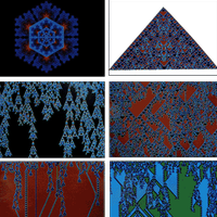 1984: The business of cellular automata: commemorative postcards…