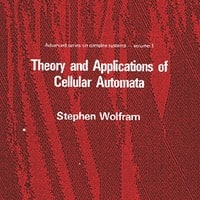 1986: A first collection of cellular automaton papers…