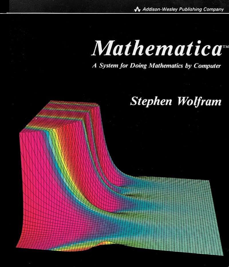 The life and times of Stephen Wolfram. June 23, 1988: The Mathematica Book is published...