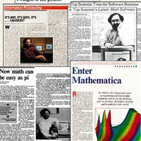 June 24, 1988: The day after: Mathematica is a hit…