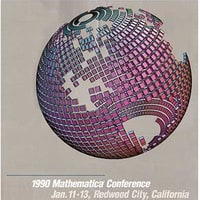 1990: The first Mathematica Conference…