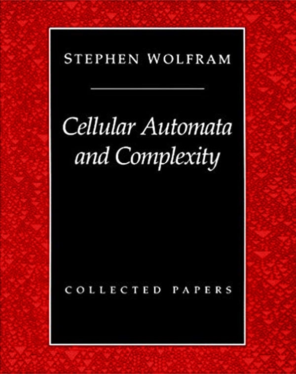The life and times of Stephen Wolfram. 1994: Collecting the seeds for the new science...
