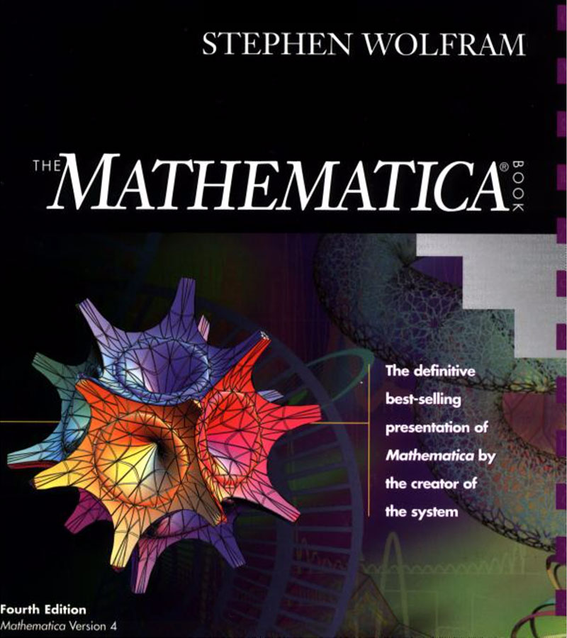 The life and times of Stephen Wolfram. 1999: Mathematica 4 is released...