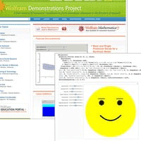 2007: Creating the very first Demonstration for the Wolfram Demonstrations Project