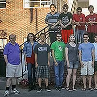 2012: First Wolfram High-School Summer Camp