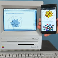 2015:  Mathematica turns 27