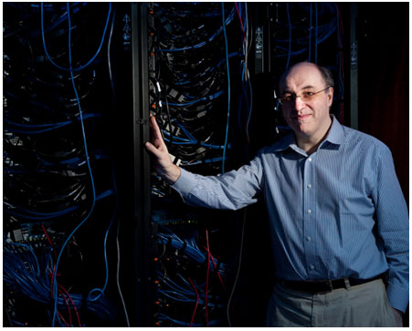 The life and times of Stephen Wolfram. 2009: We launched!
