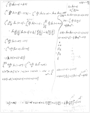 Feynman calculations