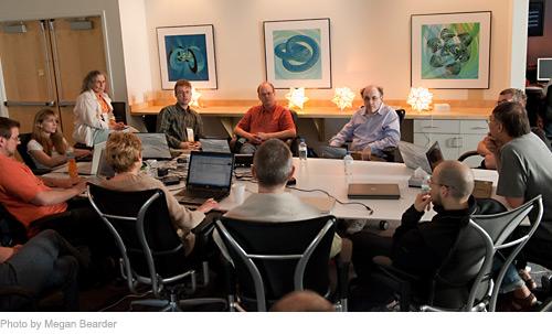 Discussing Wolfram Alpha