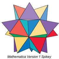 Mathematica Version 1 Spikey