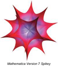 Mathematica Version 7 Spikey