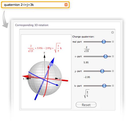 quaternion 2-i+j+3k