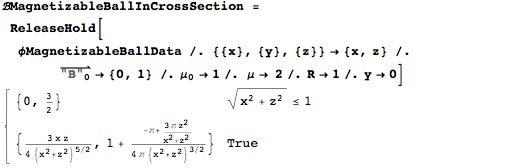 MagnetizableBallInCrossSection