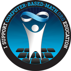 Computer-Based Math logo