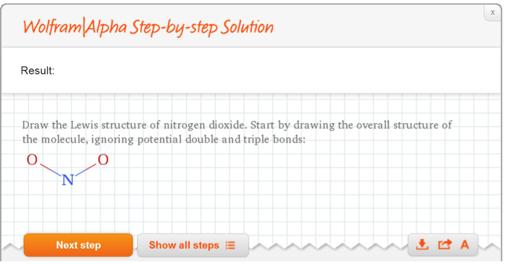 Step-by-step Result