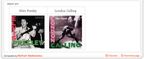 Elvis Presley (Self-Titled) vs. London Calling