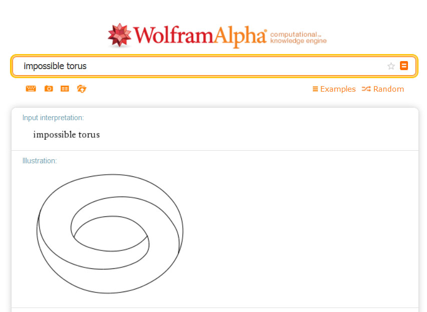 impossible torus