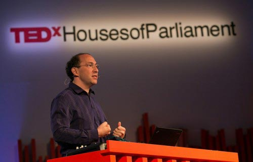 Conrad Wolfram at TEDxHOP
