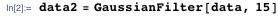 data2 = GaussianFilter[data, 15]