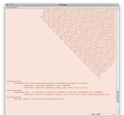 Diagonal error message sent in by Flip Phillps—click to enlarge
