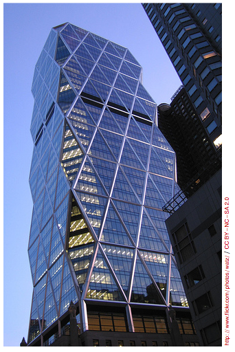 The Hearst Tower