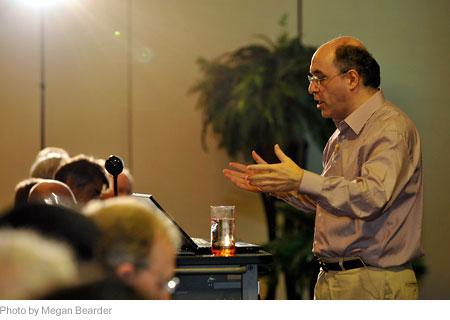 Stephen Wolfram Keynote at the International Mathematica User Conference 2009