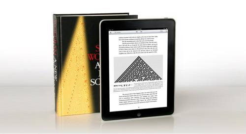 NKS book and its iPad version
