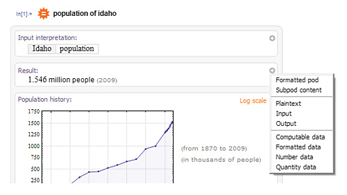 Population of Idaho