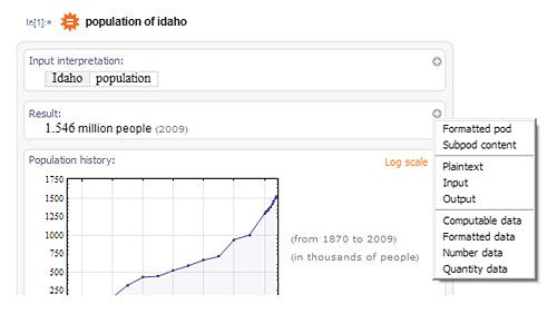 Population of Idaho