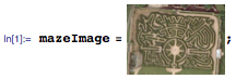 Inputting the image