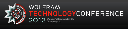 Wolfram Technology Conference 2012—Wolfram's Headquarter City, Champaign, IL