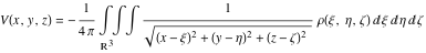 Poisson's equation with Green's function