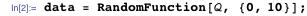 data = RandomFunction[Q, {0, 10}];