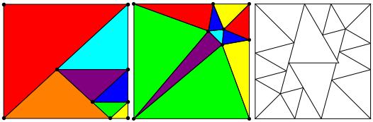 Classic puzzle examples