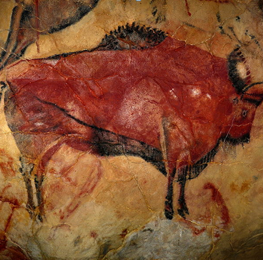 Cave Paintings, Paleolithic age